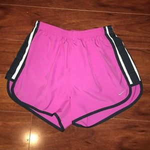 Nike Fit Dry Pink Running Shorts Size Small